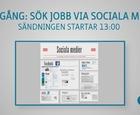 Webbinar – Kom igång: Sök jobb via sociala medier