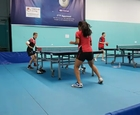 2nd table tennis America Open gruppspel U2300