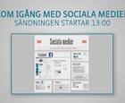 Webbinar - Kom igång med sociala medier