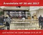 KF 30 okt 2017