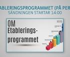 Webbinar - Om etableringsprogrammet (på persiska)