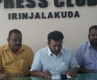 PRESS MEET-Aloor town ambu..