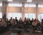 Collaborative media lecture by Bo