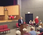 Galion Chamber Candidate Forum 11/2/2017 Sponsord by Impression Press fb.me/impressionpress