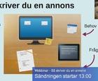 Webbinar för arbetsgivare - Så skriver du en annons