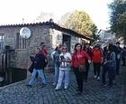 caminhada  org. Nova Acropole -Arnoso Sta Eulália.  VNF . Portugal