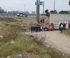encuentran el cadáver de una persona en un puente de la autopista México-Puebla #Texmelucan ProyectoCINCO TV