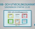 Webbinar - Jobb- och utvecklingsgarantin