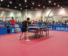 US Open U21 Kei Katayama TX