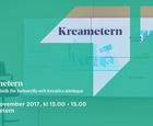 Kreametern – svensk statistik för kulturella och kreativa näringar