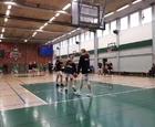 Luleå basket vs Södertälje