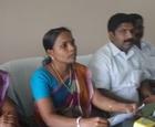press meet -Nagara sabha bypass road