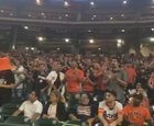 Inside Minute Maid Park