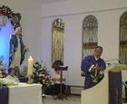 Eucaristía 3 de Diciembre
