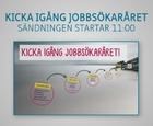 Webbinar - Kicka igång jobbsökaråret