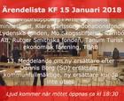 KF 15 Jan 2018